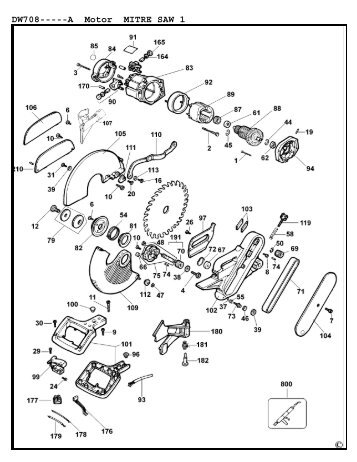 Metabo Drill Parts