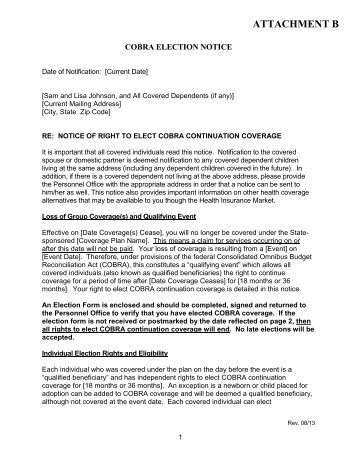 Termination Letter Sle With Severance Cobra Termination Notification The  Best Cobra Of 2017