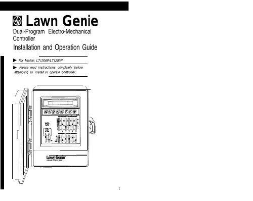 lawn genie wiring diagram  mazda miata wiring diagram