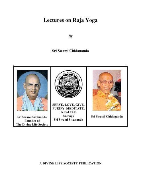 Raja Yoga Swami Vivekananda Pdf