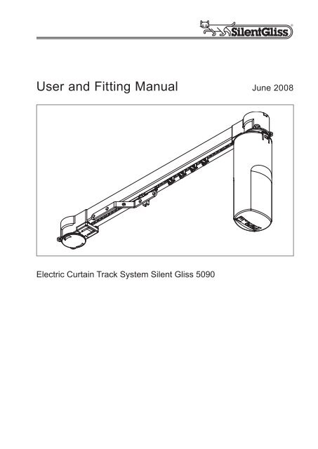 silent gliss 5090 user guide curtain
