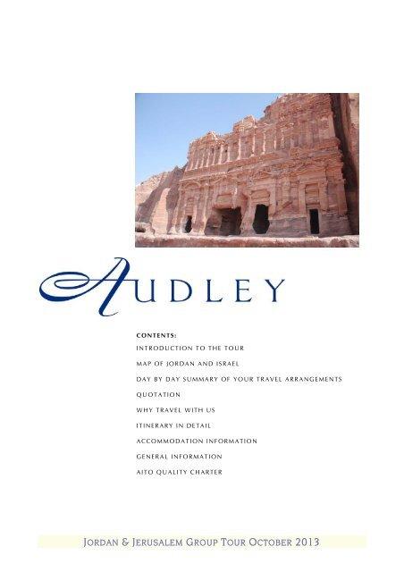 Audley Travel Group - Classycloud.co