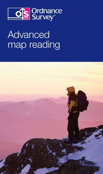 Map Reading Booklet - Ordnance Survey Leisure