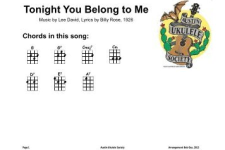 Old Fashioned You Belong To Me Chords Image - Chord Sites - creation ...