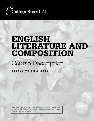 Response To Literature Essays