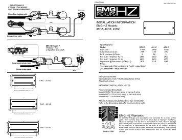 Emg Hz Wiring Diagram On Emg Images Free Download Wiring Diagrams Emg Wiring Diagrams  sc 1 st  Auto-Acce.com : esp ltd wiring diagrams - yogabreezes.com