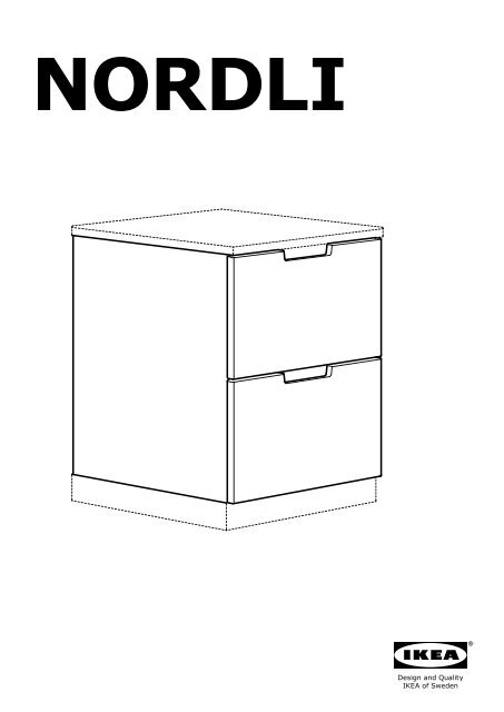 ikea nordli commode avec 12 tiroirs