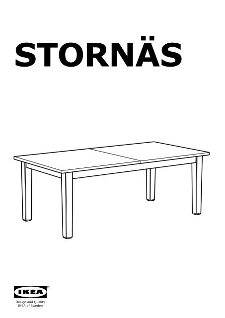 s table extensible 60152340 plan s