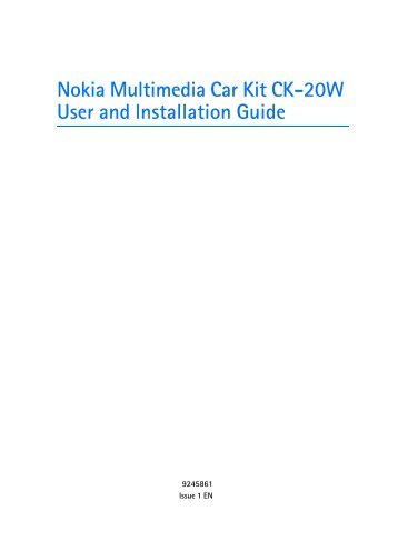 nokia multimedia car kit ck 20w multimedia car kit ck 20w?resize=358%2C496&ssl=1 bury car kit wiring diagram wiring diagram bury car kit wiring diagram at gsmx.co