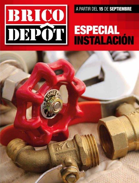 Catalogo Brico Depot Especial Instalacion Hasta 5 De Octubre 2017