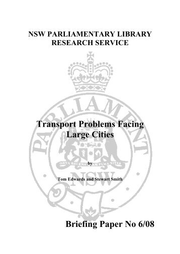 Elżbieta DUDA - Przejdź w górę do witryny Transport Problems