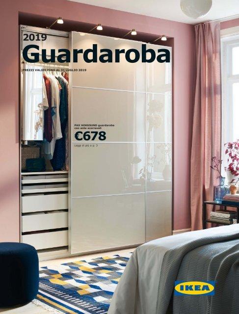 Ikea Catalogo Guardaroba 2019