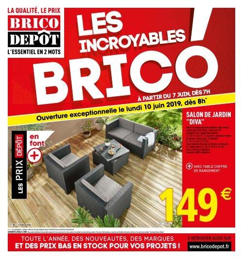 brico depot 7 juin 20 juin 2019
