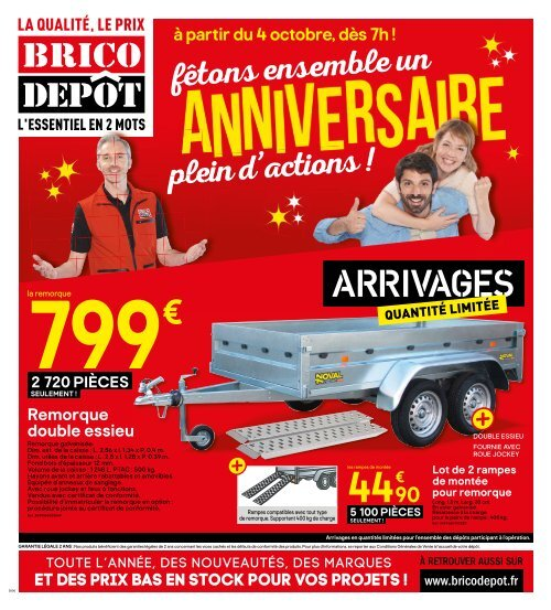 Catalogue Brico Depot 4 17 Octobre 2019
