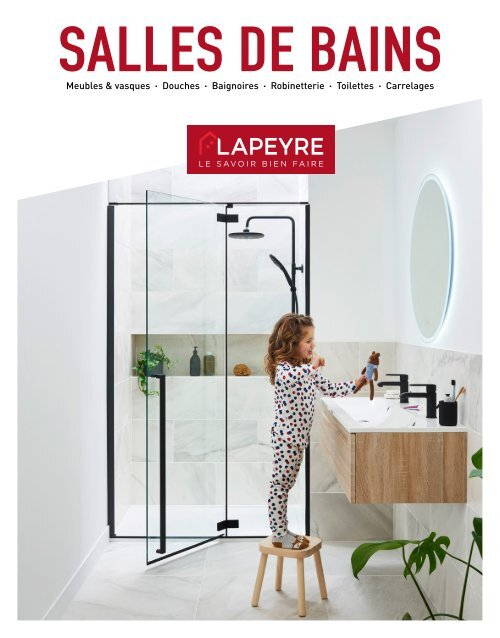 lapeyre catalogue salles de bains 2019