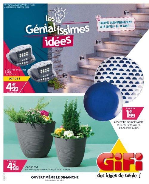 Gifi Catalogue 17 Mars 25 Mars 2020