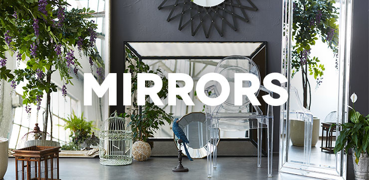 Mirrors Temple Webster