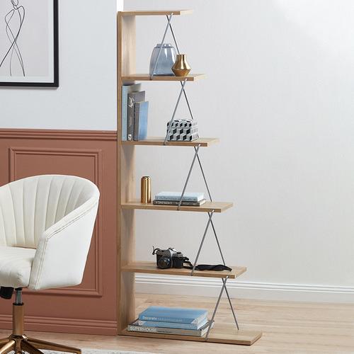 Kodu Damia 5 Tier Ladder Bookshelf Reviews Temple Webster