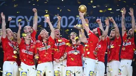 handball wm danemark siegt im finale