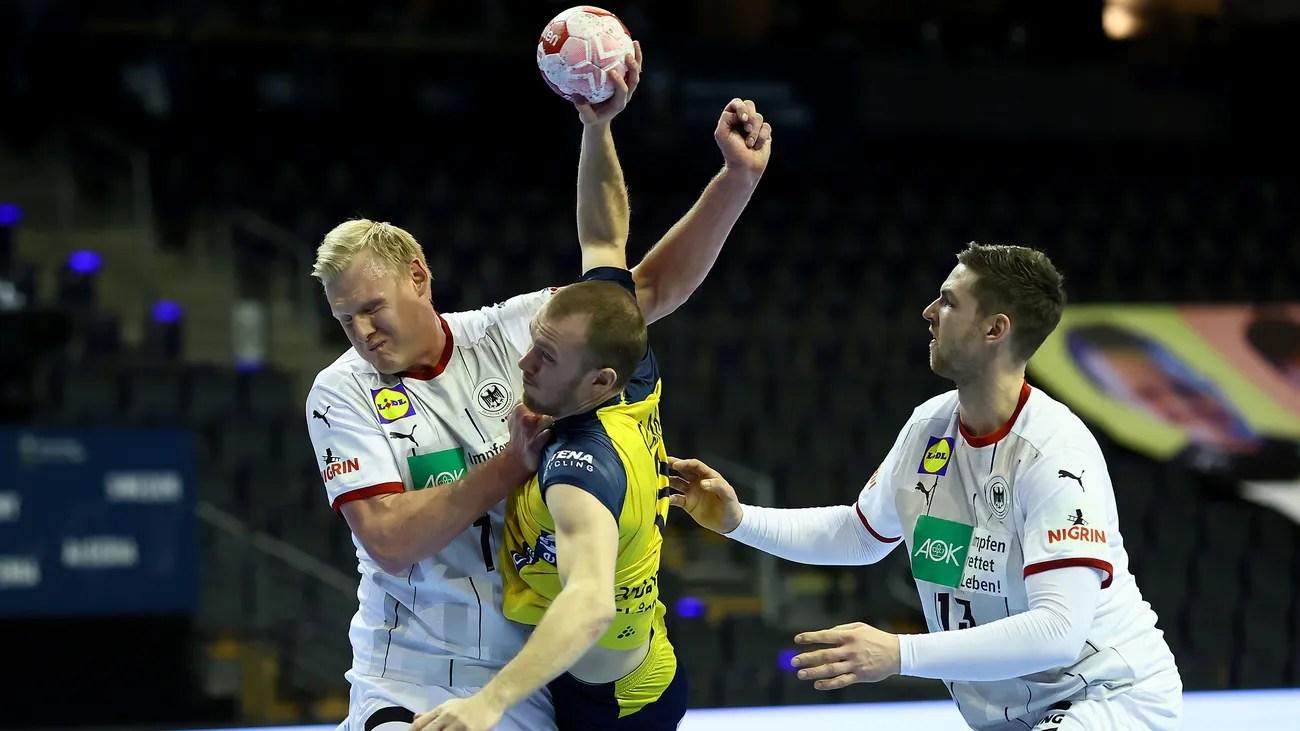 https www zeit de sport 2021 03 handball nationalmannschaft olympische spiele tokio qualifikation schweden