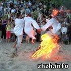 Как в Житомире языческий праздник Ивана Купалы отмечали. ФОТО