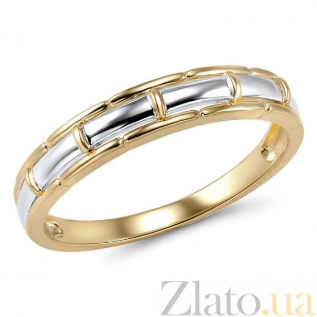 Обручальное кольцо «осень» в интернет-магазине Zlato.ua