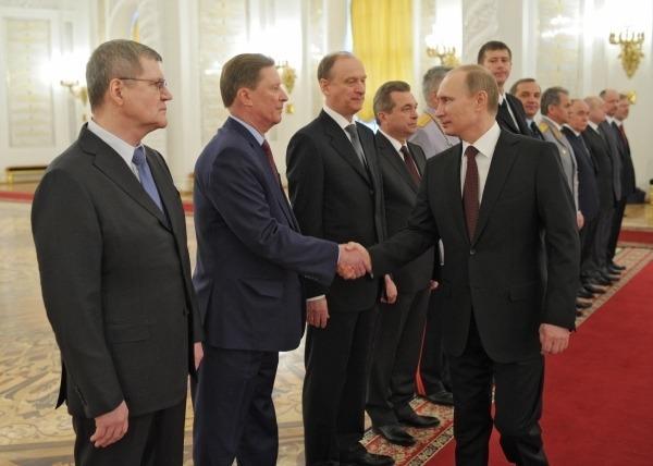 """""""Я вижу в нашем режиме черты режима Муссолини. Путин действует согласно поговорке дуче: «Друзьям — все, остальным — закон»"""""""