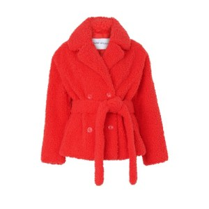 Tiffany belted coat
