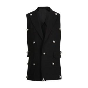 Grelots sleeveless jacket