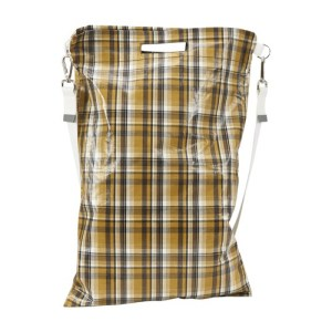 Checked oversize bag