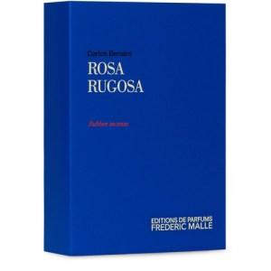 Rosa Rugosa rubber incense