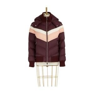 Erith nylon down jacket