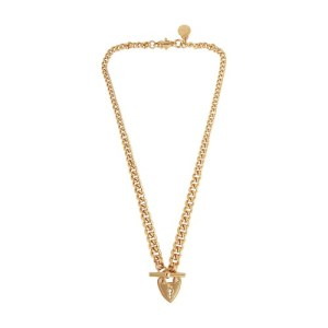 Locked necklace