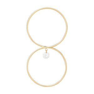Cercle 8 single earring
