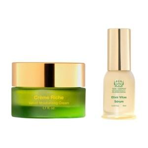 Ageless Skin Set - Elixir Vitae 10ml + Creme Riche 50ml