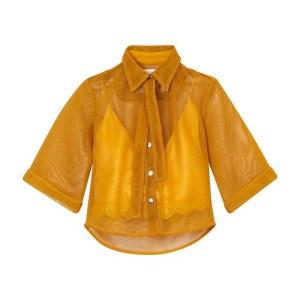 Safari shirt and camisole
