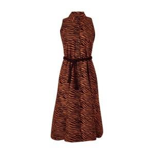 Alison linen mix maxi dress