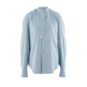 Marianne cotton-blend shirt