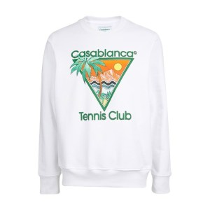 Tennis Club Icon Screen sweatshirt