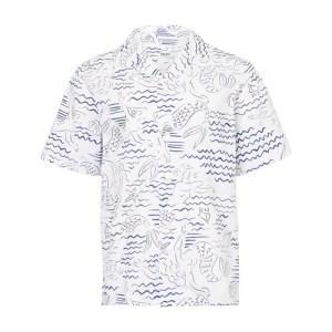 Casual short-sleeved shirt