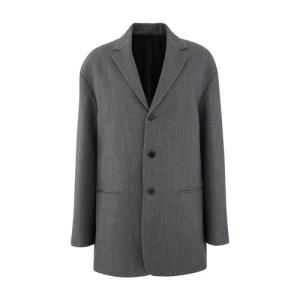 Lithium wool blazer