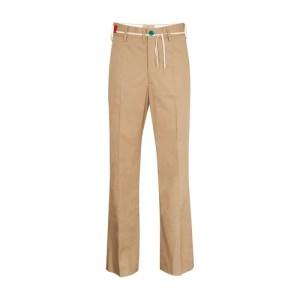 Straight Chino trousers