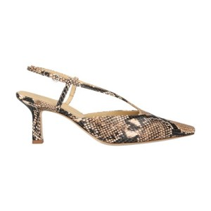 Savanna slingbacks