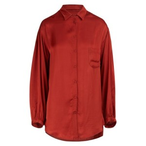 Shirt with chest pocket
