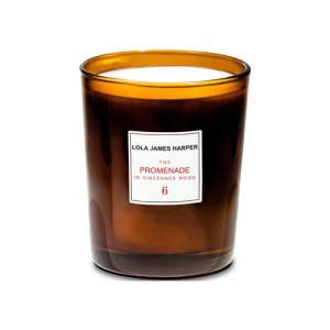 The Promenade in Vincennes Wood candle 190 g