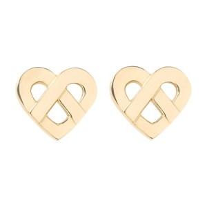 Caur entrelacé Earrings