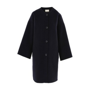 Wool and cashmere Nash coat