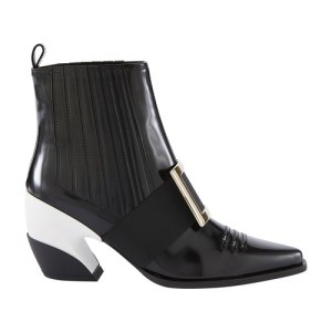 Viv Western ankle boots