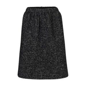 A-Line Gathered Skirt