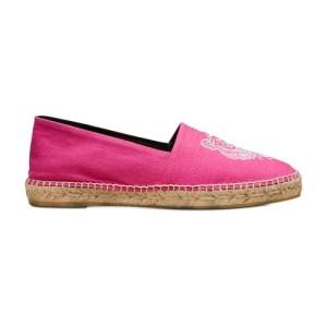 Pink Tiger Espadrilles Cotton